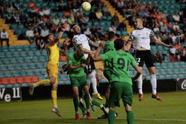 Kristian Álvarez provocó una triple fractura de pómulo a su rival