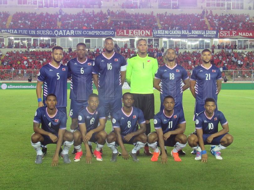 Selección Bermudas