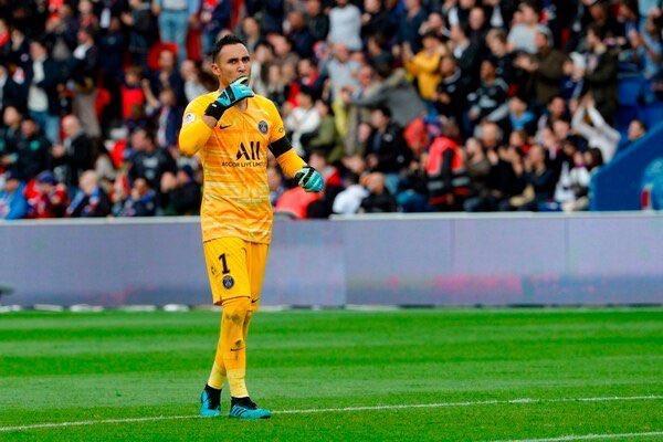 Keylor Navas gana más de lo que en el Real Madrid