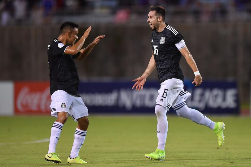 México vs Bermudas