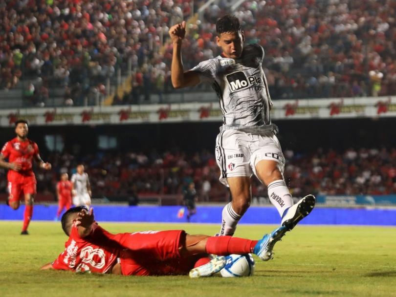 Atlas se une a la causa de Veracruz