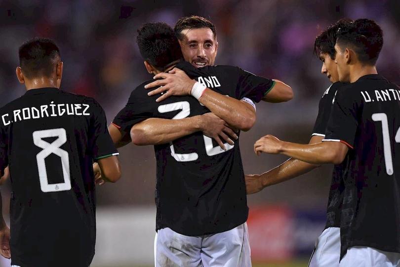Uno a uno, cinco mexicanos valen más que toda la Selección de Panamá