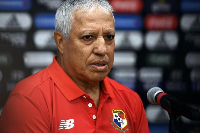 Américo Gallego, técnico de Panamá