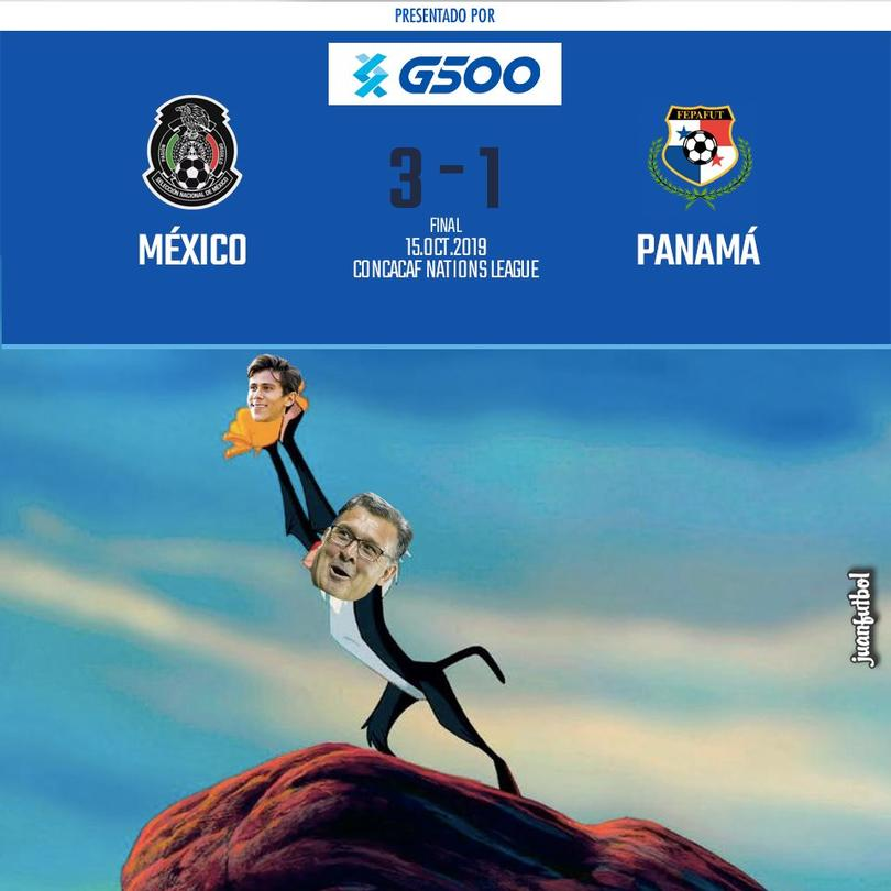 Los memes de la milagrosa victoria del Tri sobre Panamá