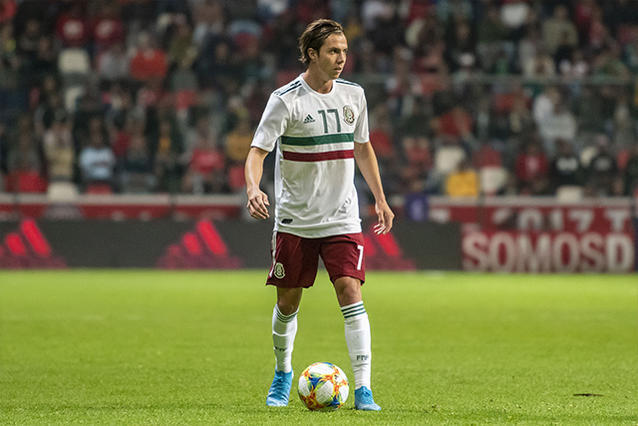 Córdova ha atraído interés de clubes en España, Portugal e Inglaterra