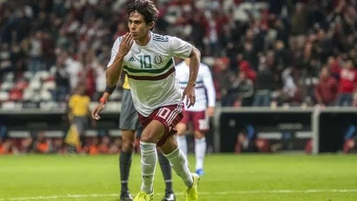 Macías anotó el segundo gol de México vs Panamá
