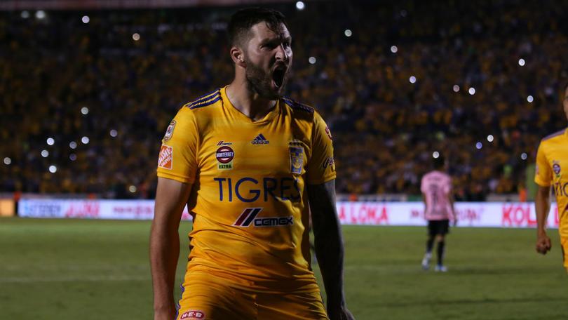Gignac ya es una leyenda en Tigres