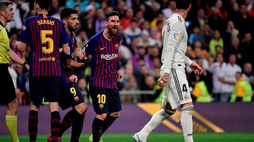 El clásico, Real Madrid vs Barcelona