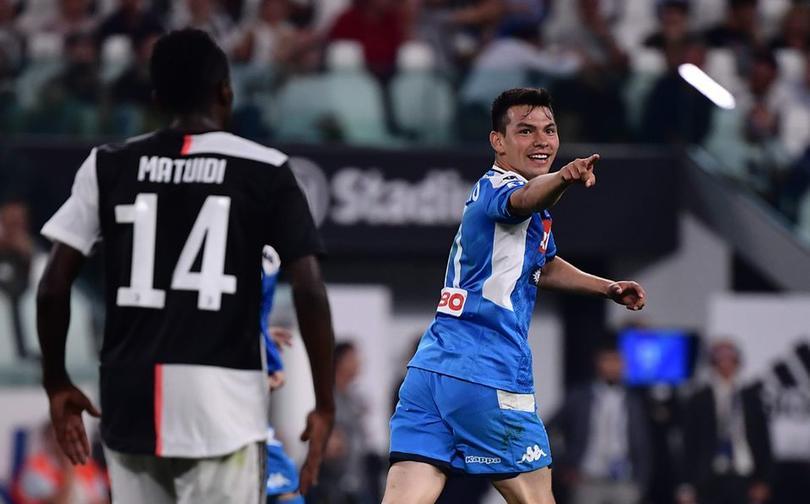 Hirving Lozano no juará ante el Hellas Verona