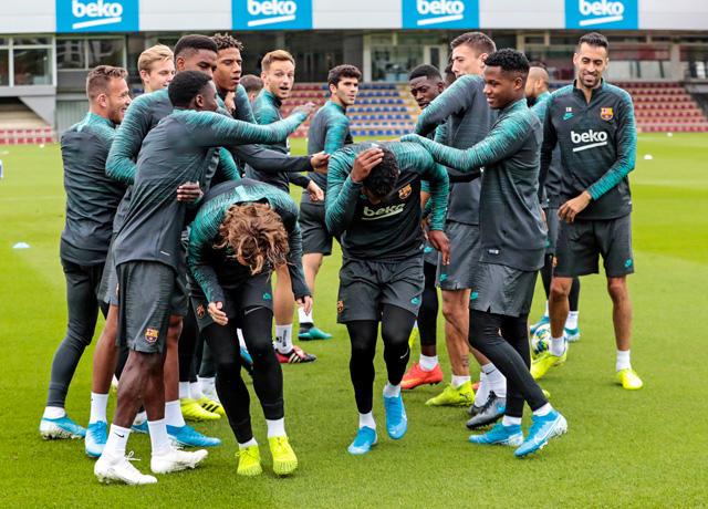 Barcelona tendrá dos bajas en la Champions League