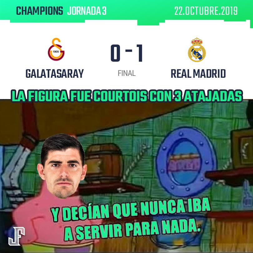 Galatasaray 0-1 Real Madrid