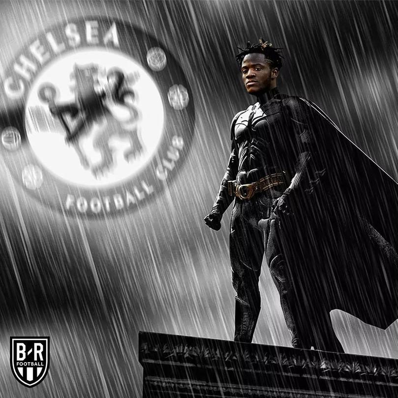 Michy Batshuayi marcó el gol de la victoria para el Chelsea
