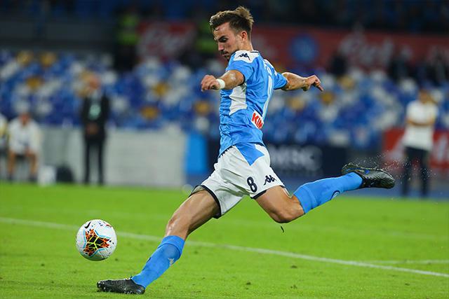 Fabián Ruiz es buscado por el Manchester City, Barcelona y Real Madrid