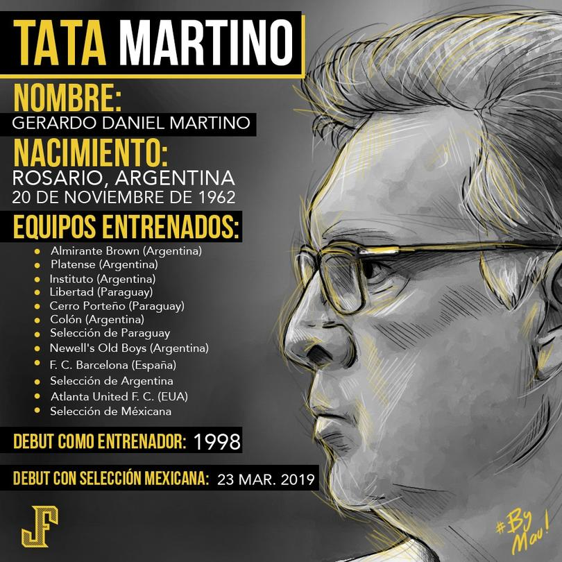 El Tata Martino