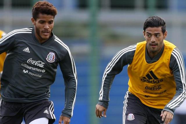 Jonathan dos Santos y Carlos Vela apostarán en el Tráfico
