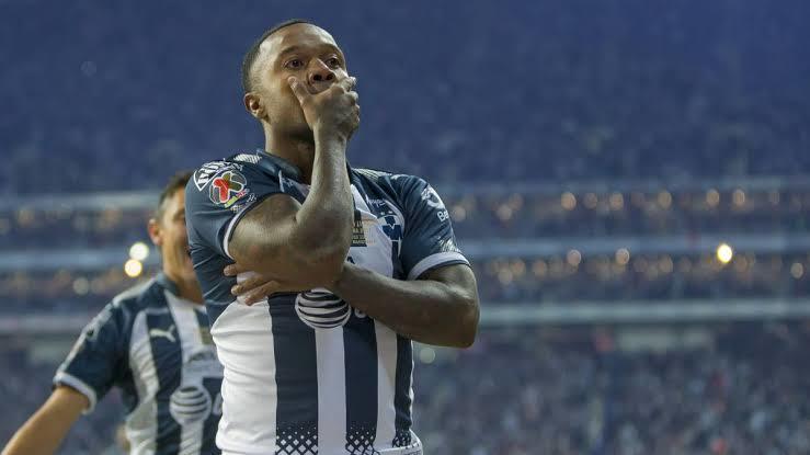 Dorlan Pabón podría dejar al Monterrey
