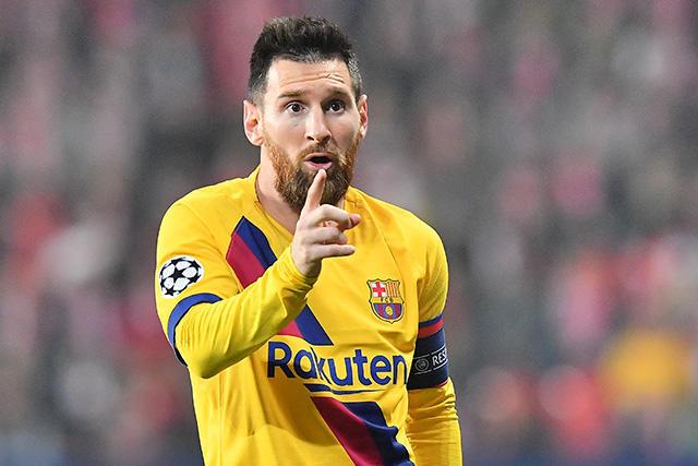 Líderes del Barcelona tuvieron fuerte charla tras el juego en Praga