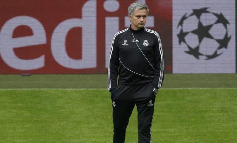 Mourinho pidió tres refuerzos para regresar al Real Madrid