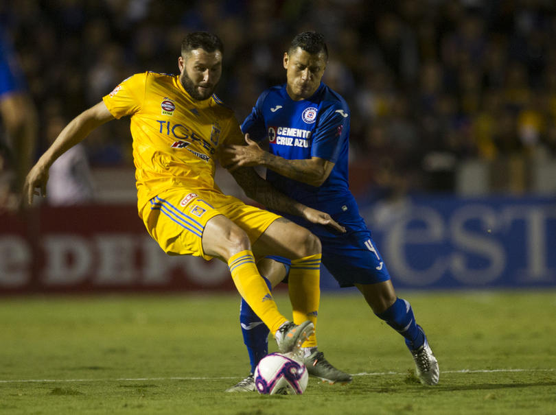 Gignac vs Cruz Azul