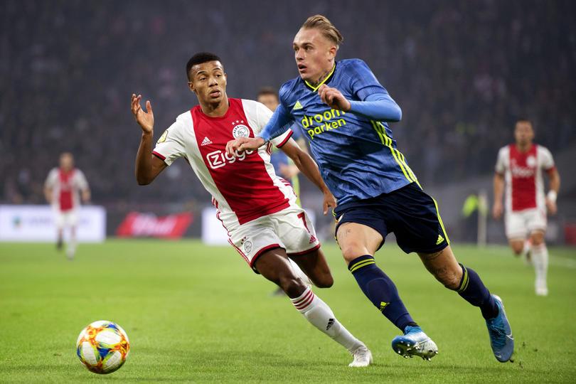 Ajax vs Feyernoord