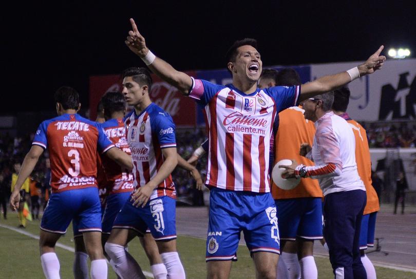 Chivas venció a Juárez