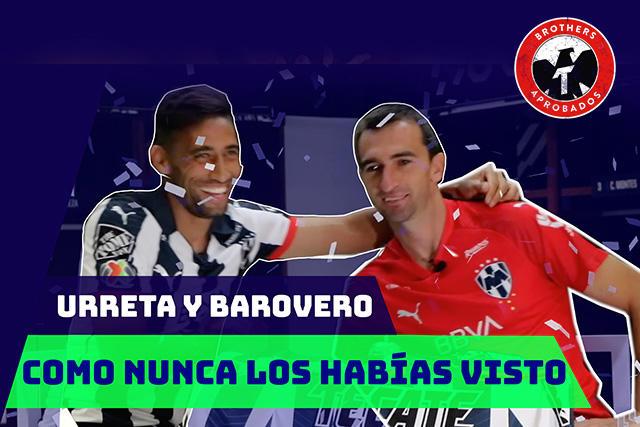 Urretaviscaya y Barovero en el reto de los cinco segundos