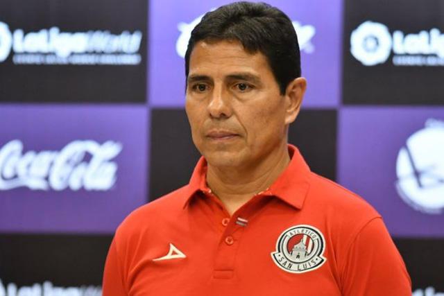 Alfonso Sosa se apuntó para regresar a San Luis