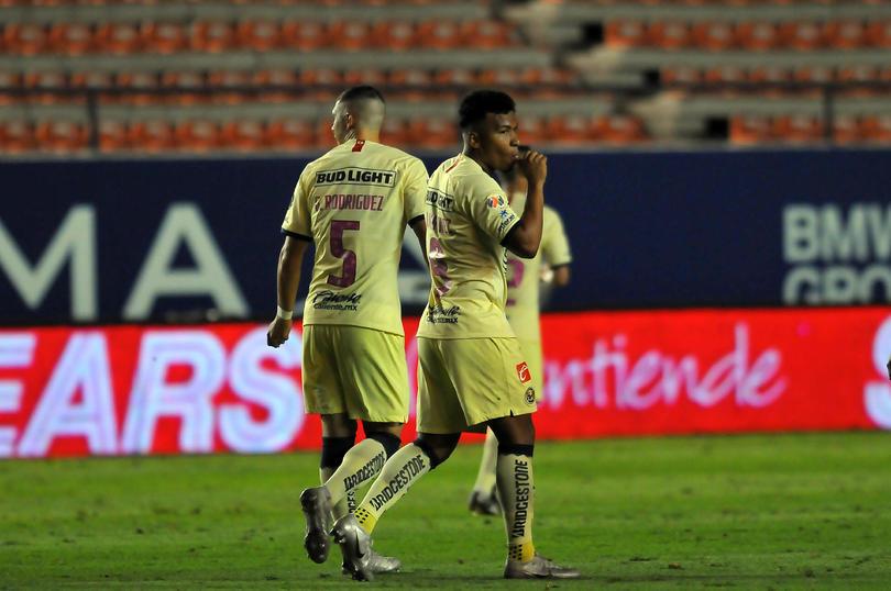 América vence al Atlético San Luis