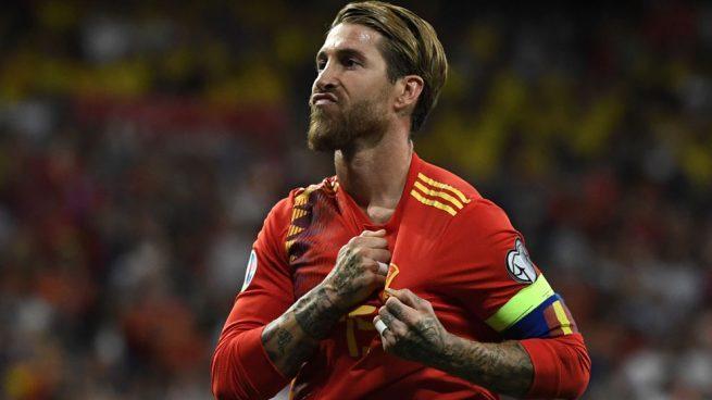 Ramos podría vestir la Roja en la justa olímpica del año siguiente