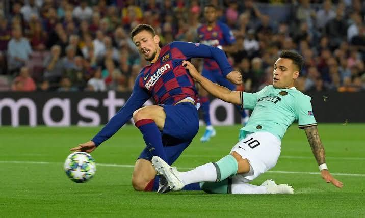 Barcelona e Inter preparan un intercambio