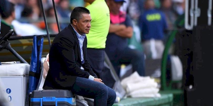 Ambriz hablo ayer en conferencia sobre el porque reconocen a la Liga MX
