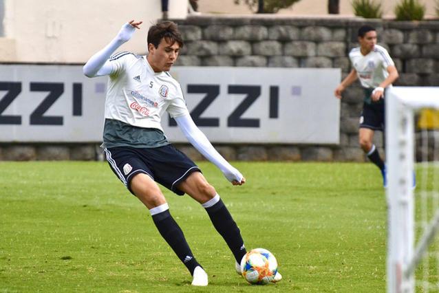 Teun Wilke quedó fuera del mundial sub-17