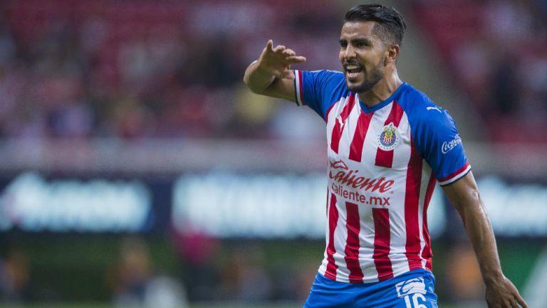 Ponce siente vergüenza por la situación que vive Chivas