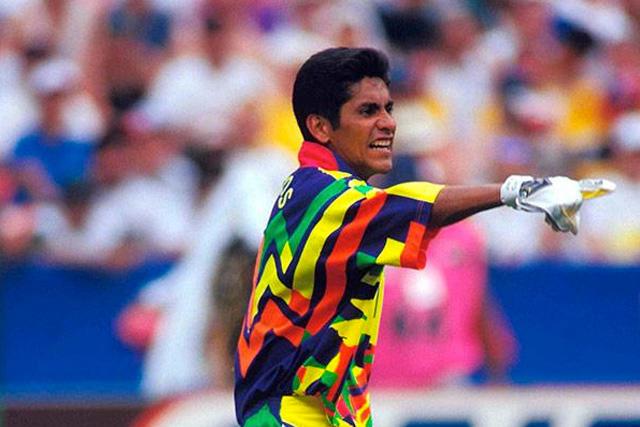 Jorge Campos en el Mundial del 94