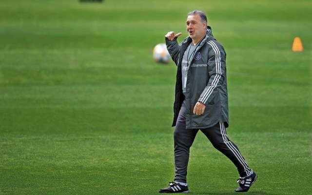 Martino ya tendría lista su convocatoria para la fecha FIFA de noviembre
