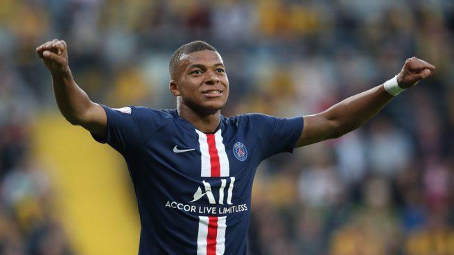 Mbappé podría salir del PSG el próximo año
