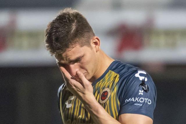 Sebastián Jurado podría no salir de Veracruz