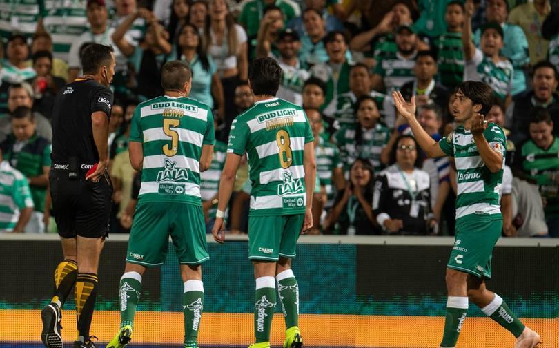 El jugador de Santos fue víctima de la inseguridad