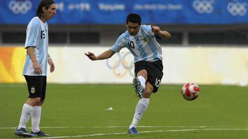 Lionel Messi podría jugar con la casaca de Boca Juniors