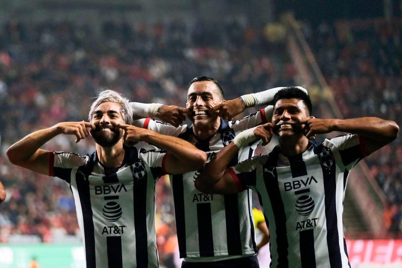 Monterrey goleó a Xolos