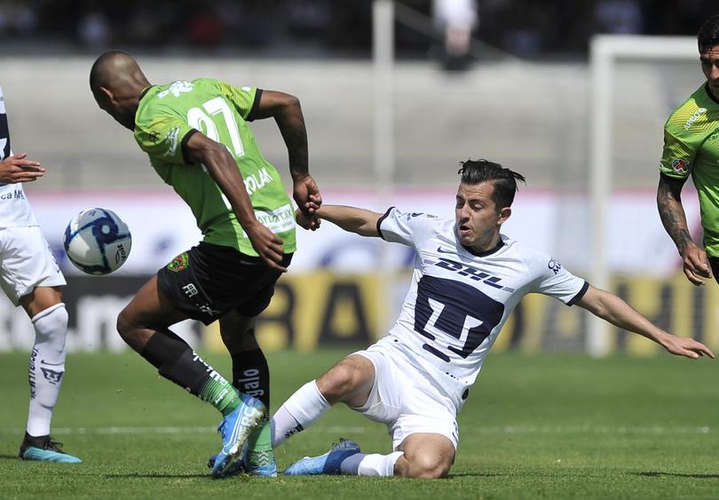 Pumas vs FC Juárez