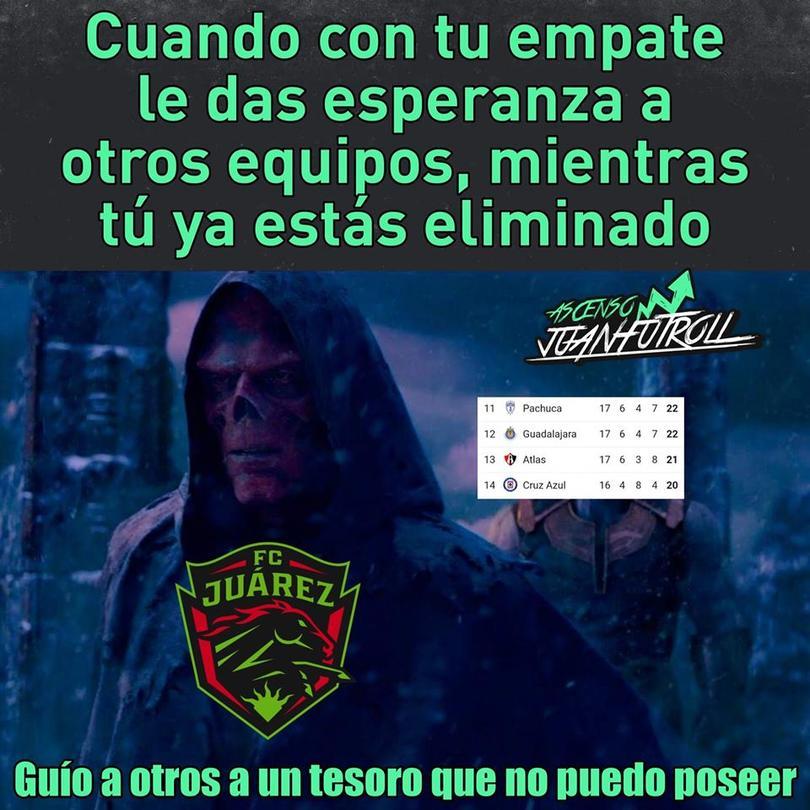 Los mejores memes del Santos vs Cruz Azul