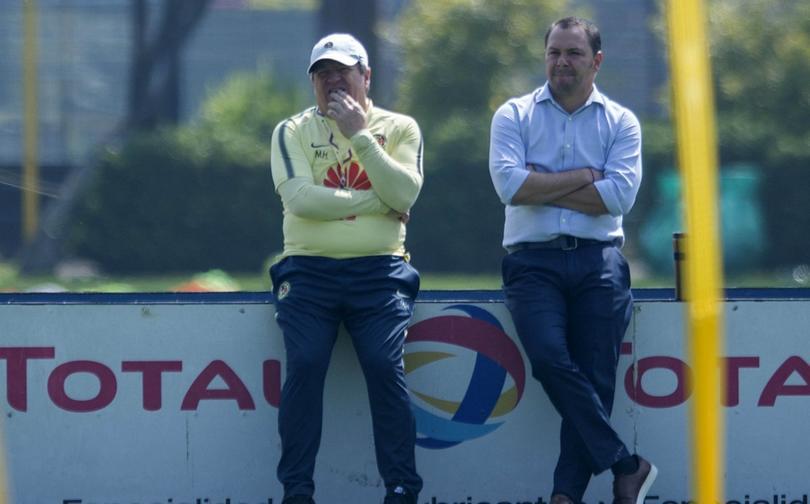 Miguel Herrera y Santiago Baños no continuarían en América