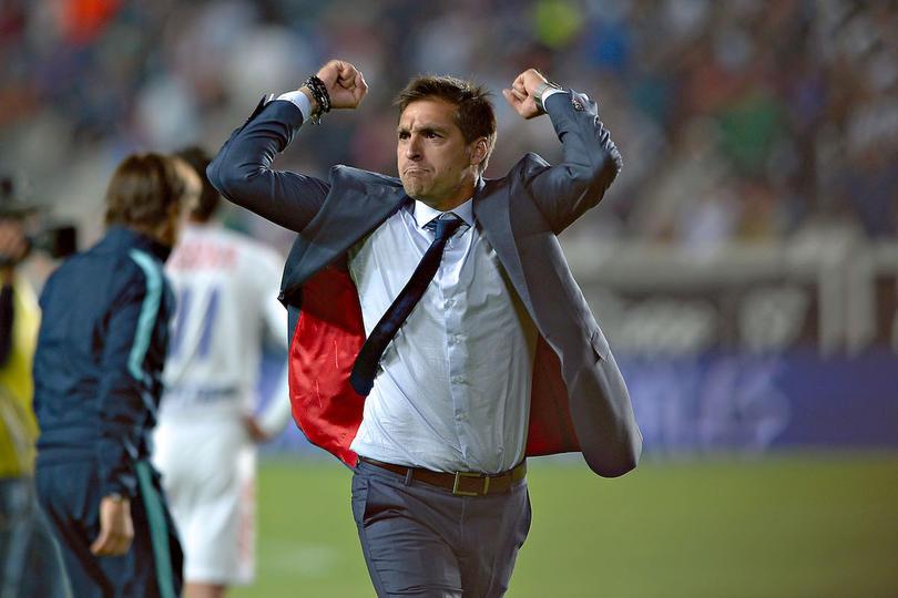 Diego Alonso podría llegar a un grande de Argentina