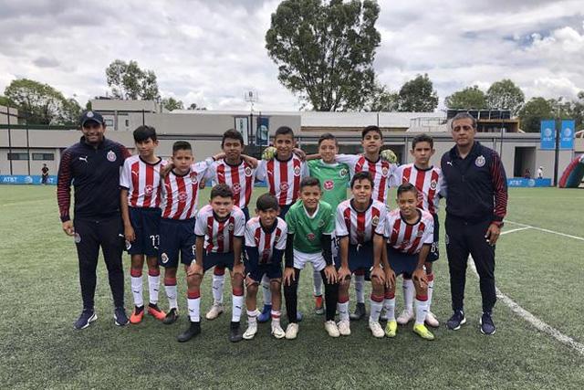 Chivas Sub-13
