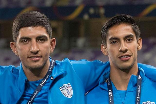 Víctor Guzmán y Erick Aguirre serán jugadores de Chivas