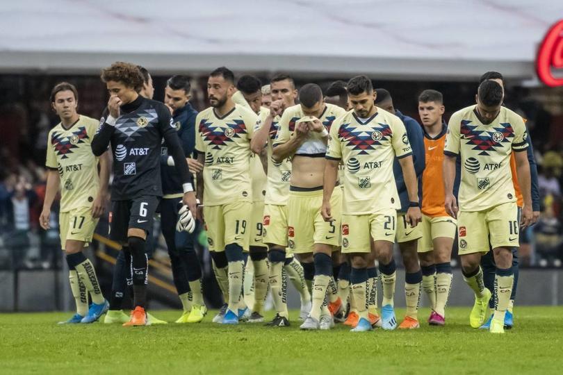 Tres futbolistas titulares del América podrían irse gratis y pronto