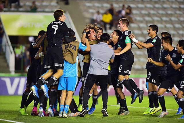México avanzó a la final del Mundial Sub-17 tras vencer 4-3 en penales a Holanda