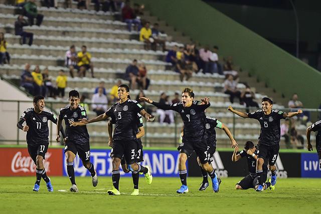 México venció a Holanda en penales