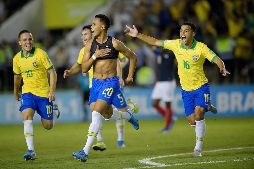 Brasil clasifica a la final del Mundial Sub-17.